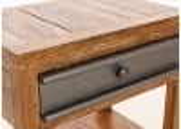 Chevet industriel Profile - 1 tiroir