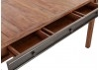 Bureau industriel Profile avec 3 tiroirs