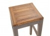 Tabouret de bar industrielle Profile