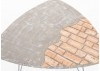 table basse triangulaire Brick - Grand modèle