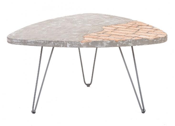 Table Basse Triangulaire Brick Grand Modele