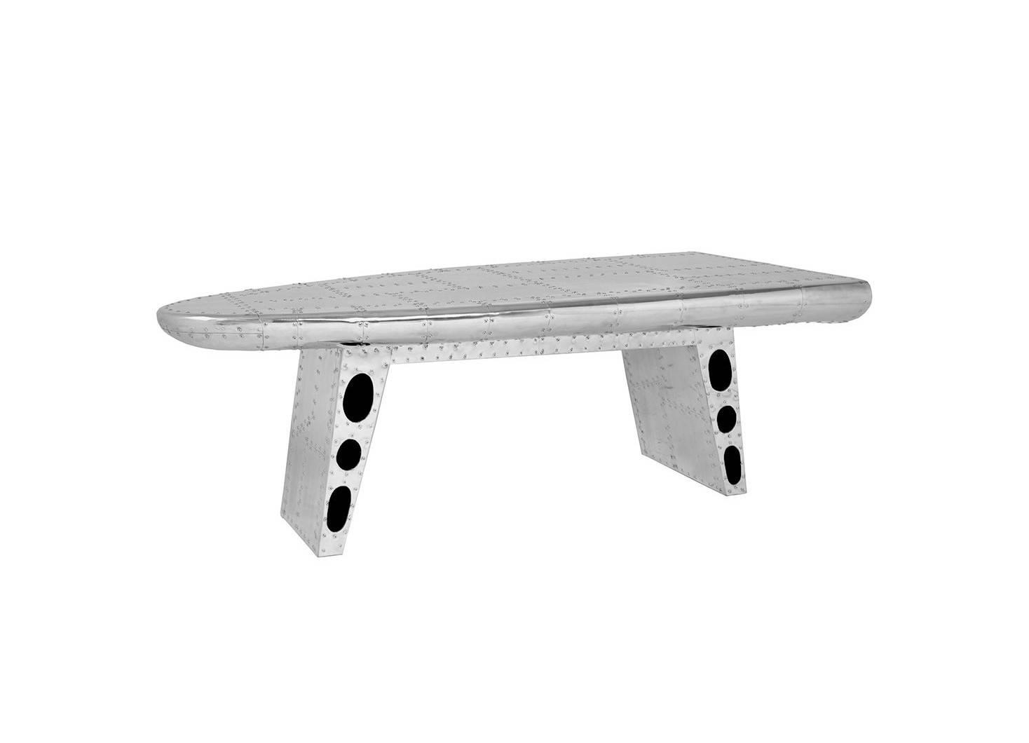 Table basse DC3 aile d'avion
