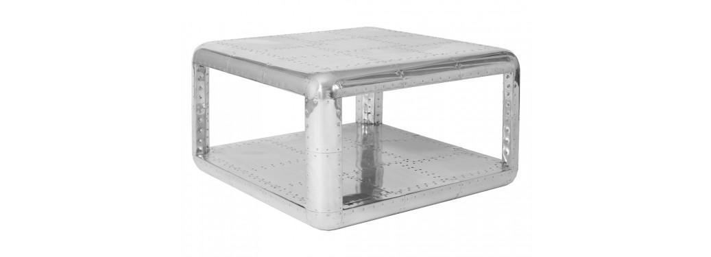 Table basse DC3 carrée