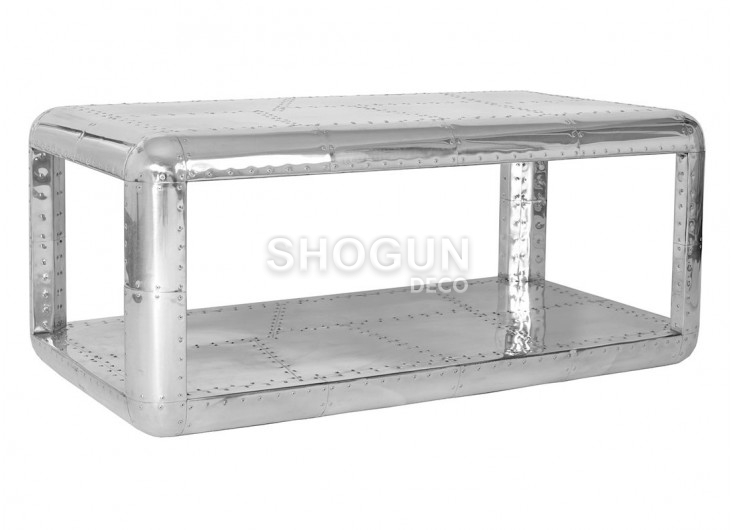 Table basse DC3 rectangulaire