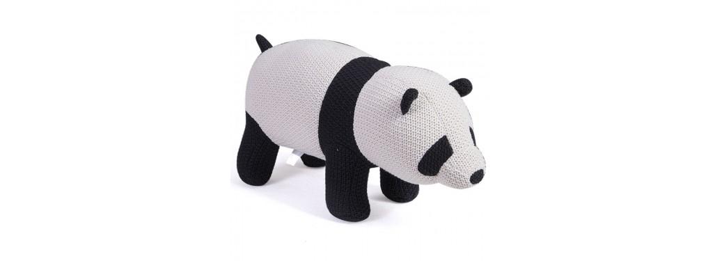 Mini panda. 46 cm