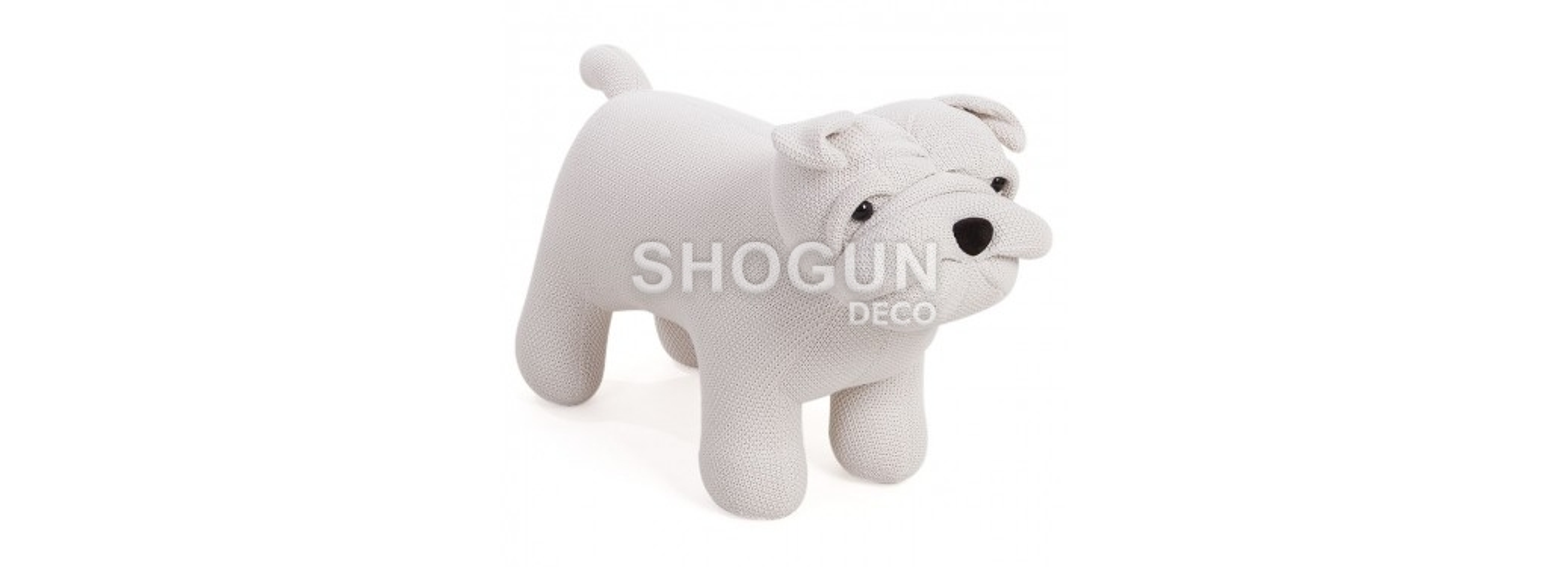 Pouf - tabouret chien