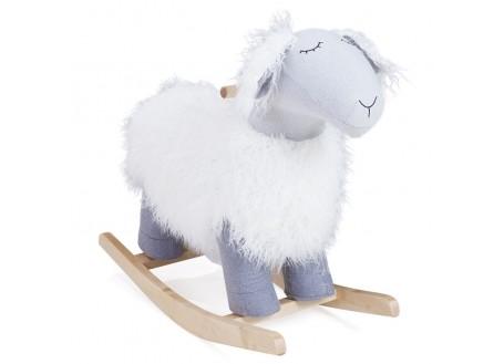 Rocking-chair chair, mouton à bascule 90 cm