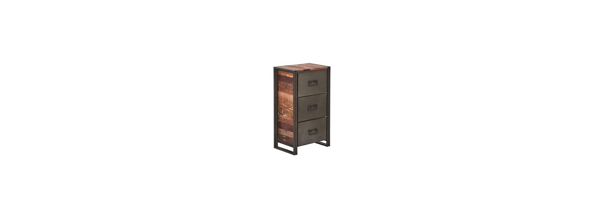 Meuble de rangement Edito, 3 tiroirs