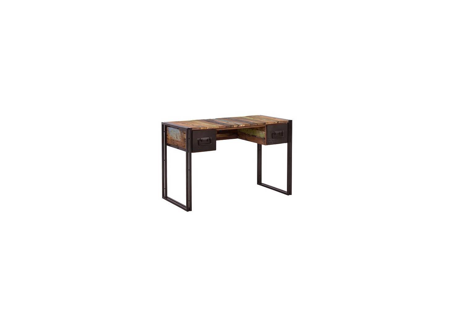 Bureau industriel Edito - 2 tiroirs