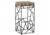 Tabouret de bar Influence - Noir