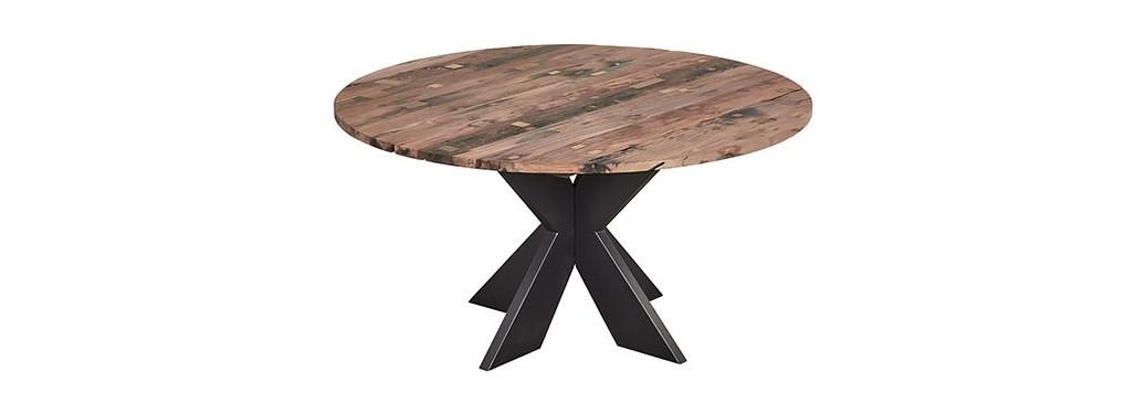 Table de repas fixe ronde Influence - ø150cm