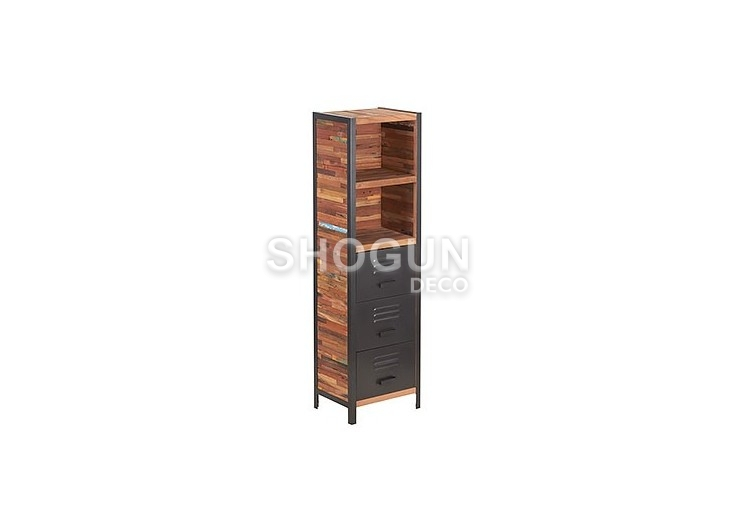 Armoire industrielle Locker - 3 tiroirs