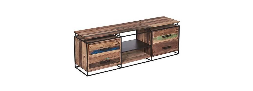 Meuble TV Nako, 4 tiroirs