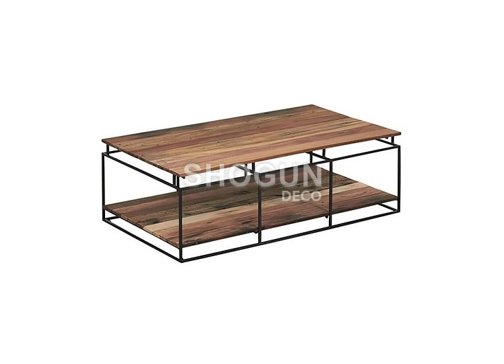 Table basse rectangulaire Nako