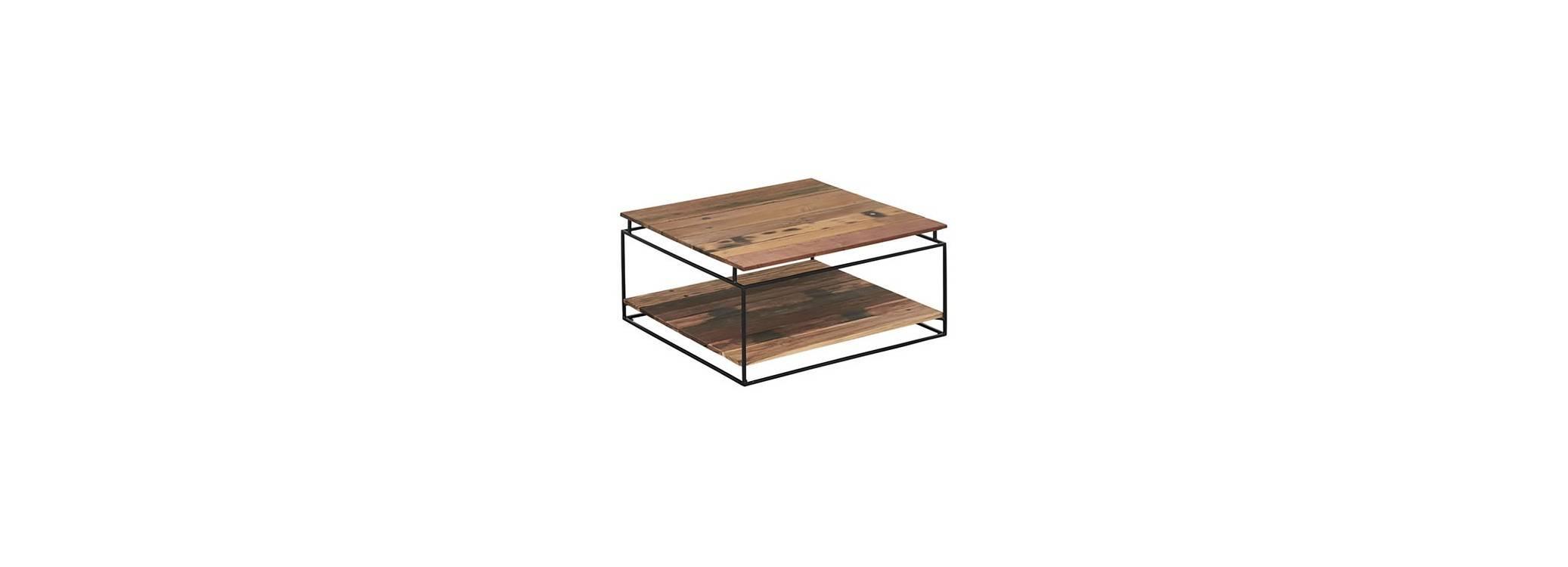 Table basse carrée Nako