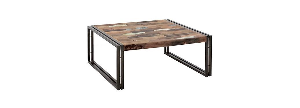 Table basse carrée Samudra