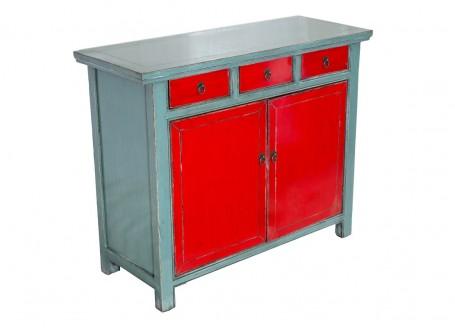 Buffet Colbay Fu - 2 portes et 3 tiroirs