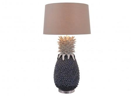 Lampe Ananas noir - Grand format