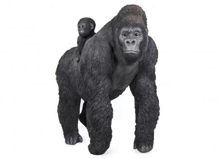 Statue réaliste Gorille