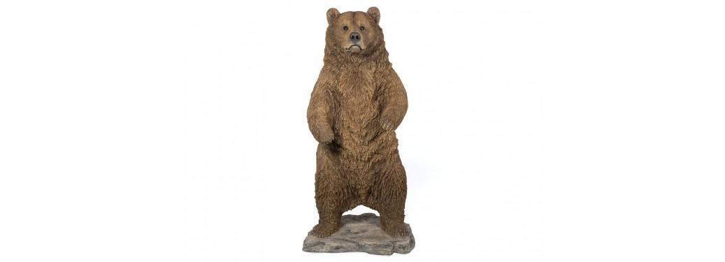 Statue réaliste - Ours debout