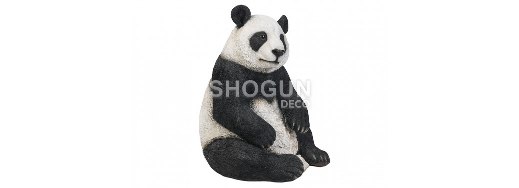 Statue réaliste - Panda
