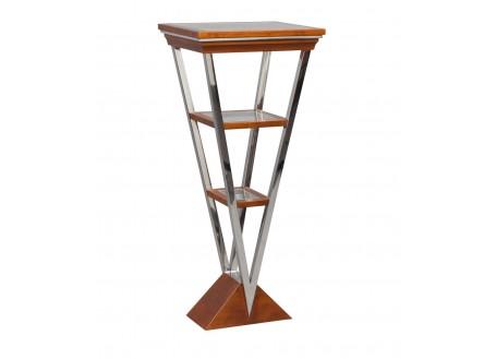Piédestal Montaigne triangle - Miel