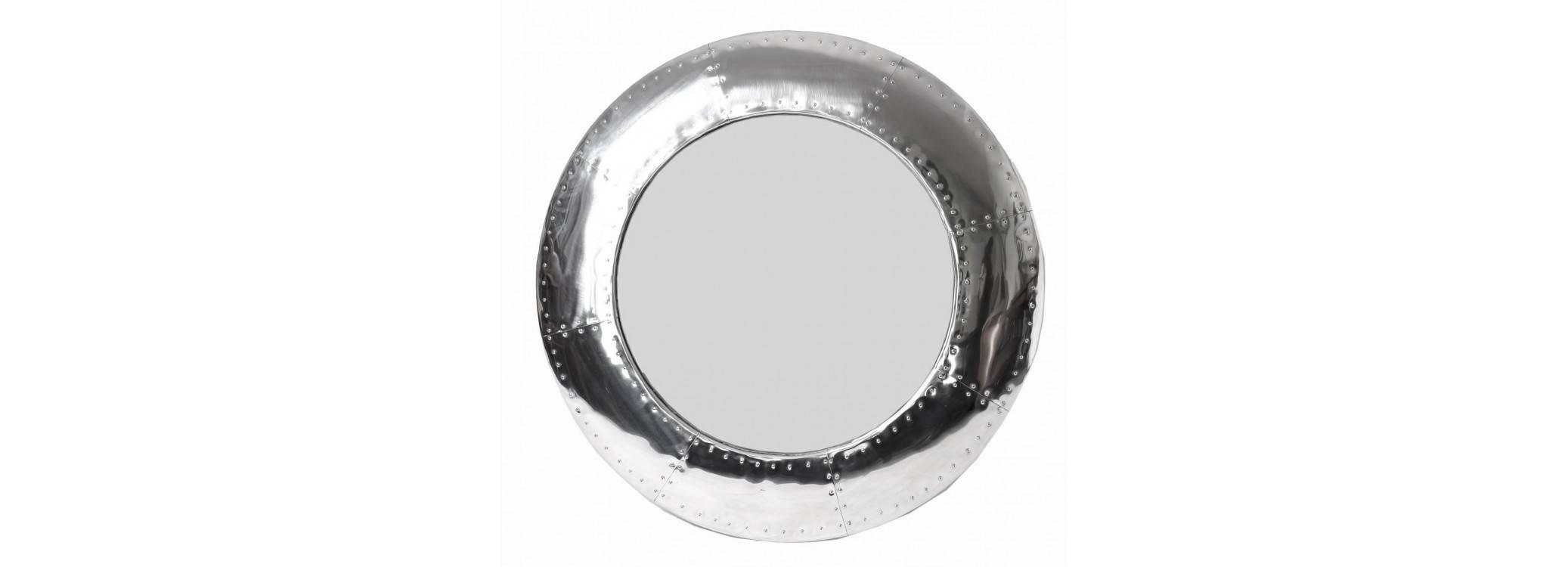 DC3 Mirror - Round