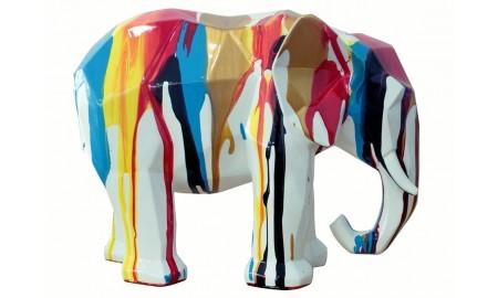 Statue rhinocéros