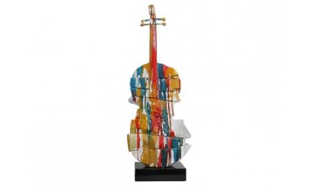 Statue violon