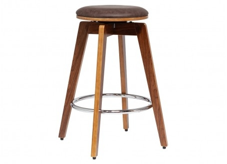 Tabouret de bar en simili