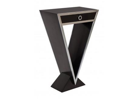 Console Delta petit modèle- finition noire