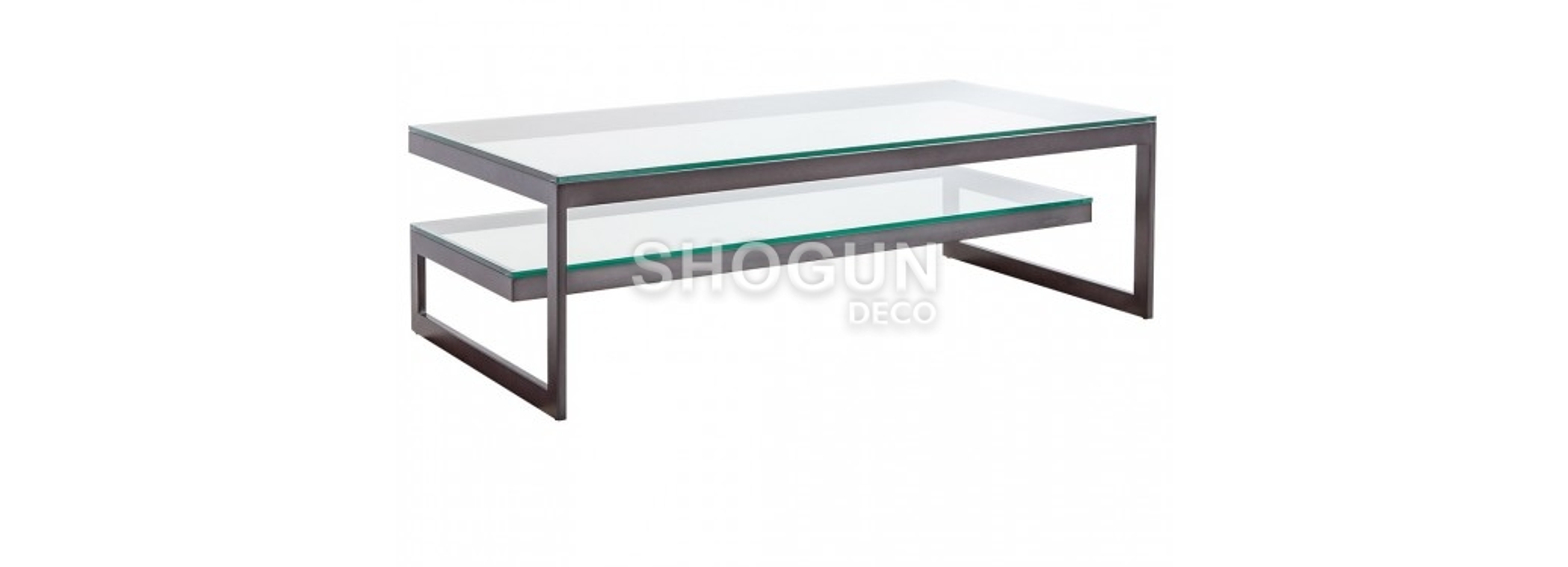 Table basse rectangulaire Azura