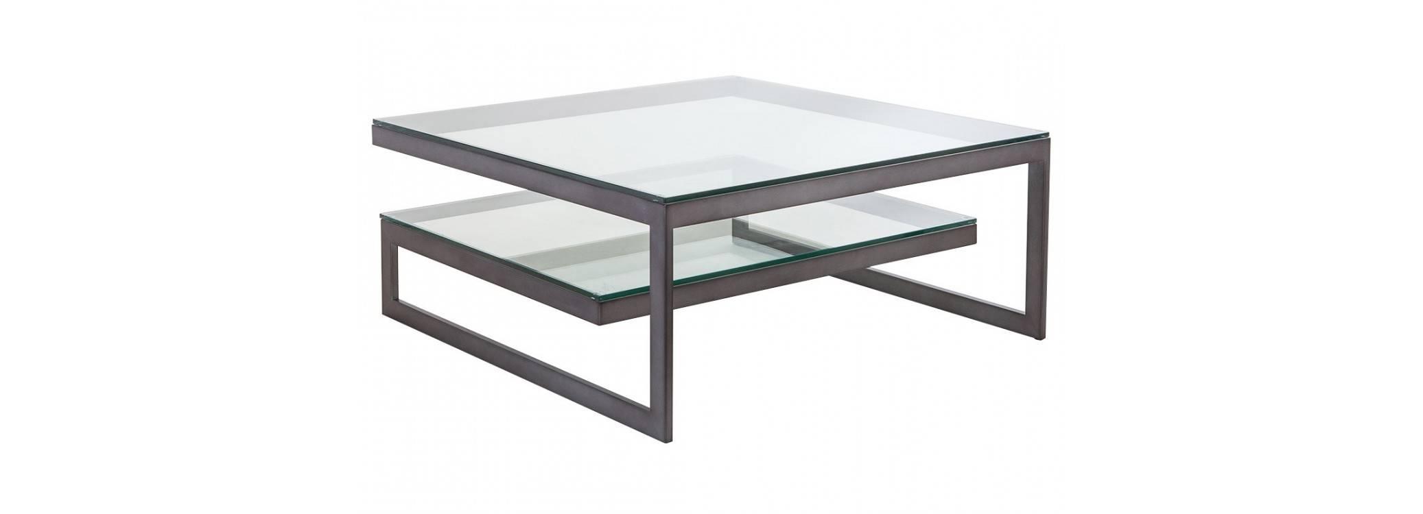 Table basse carrée Azura
