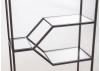 Etagère Bibliothèque Idiom en verre