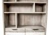 Bibliothèque / étagère Havana - 2 tiroirs et 10 niches