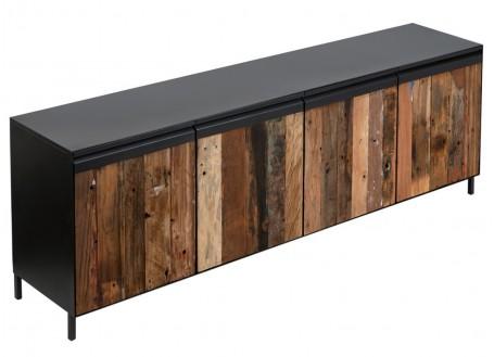Sideboard Pure 4 doors - L200 cm