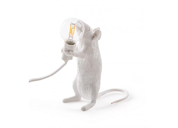 Lampe souris debout