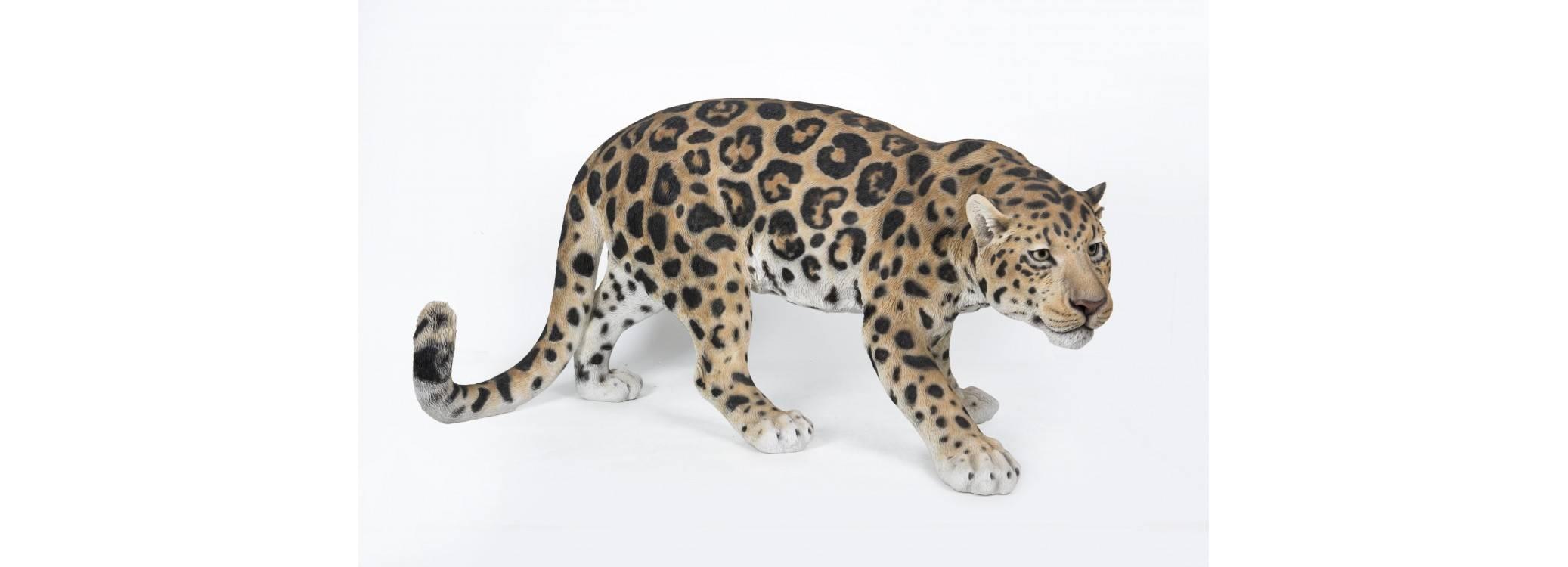 Statue réaliste - Leopard