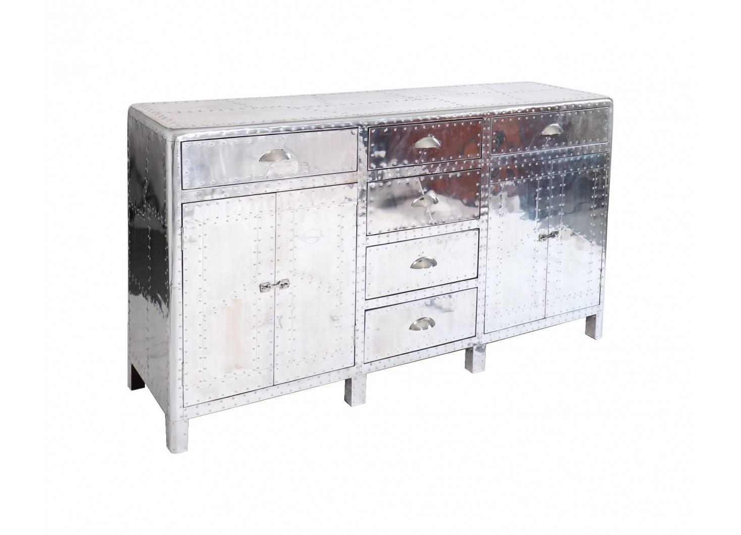 DC3 Sideboard in aluminium
