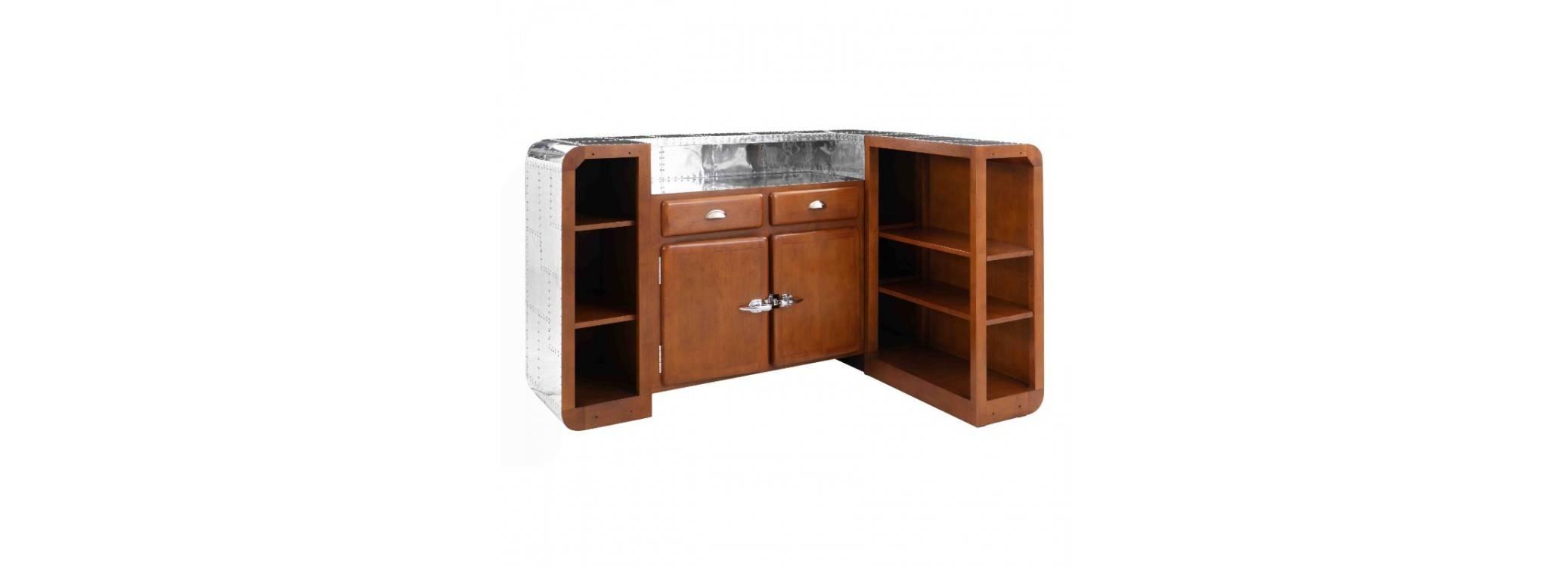 Meuble bar comptoir DC3