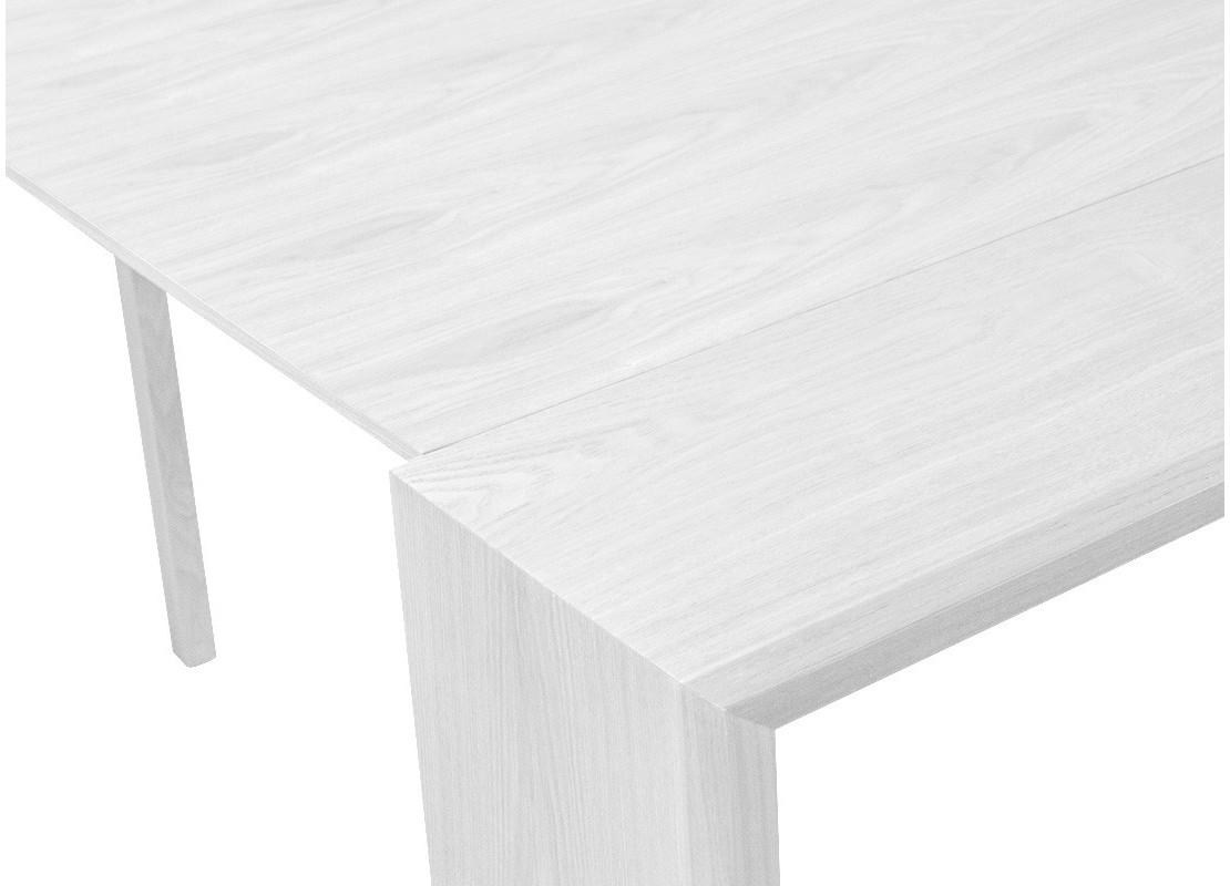 Console Extensible En Table Finition Bois Clair Shogun Deco