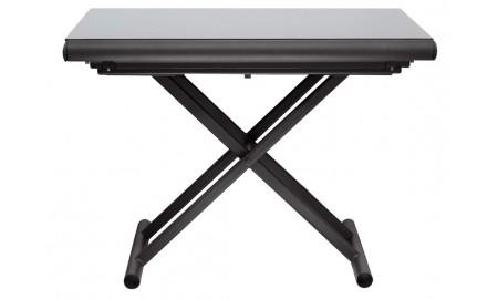 Table basse extensible relevable - Gris foncé
