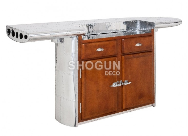 DC3 Wing counter bar