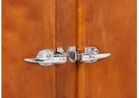 Meuble bar aile d'avion - DC3