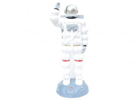 Statue d'astronaute en résine - H85cm