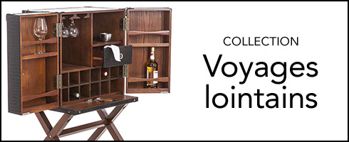 Collection Voyages lointains