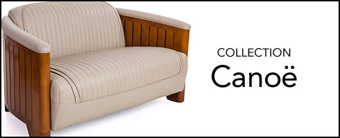 Collection Canoe par De Bejarry