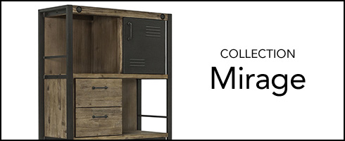 Collection Mirage par Urban Design