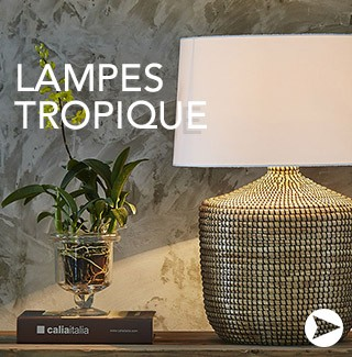 Collection lampes Tropical